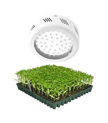 LED UFO vekstlampe, 50W, 220V, Grow lamp