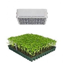 LED Apollo vekstlampe, 180W, 230V, LED Grow lamp