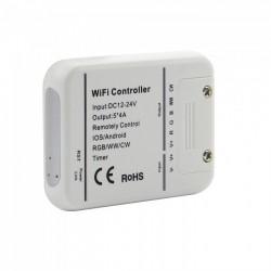12V RGB V-Tac Smart Home Controller - Verker med Google Home, Alexa og smartphones