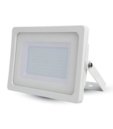 V-Tac LED Lyskaster 100W - Tynn modell, ny teknologi, utendørs
