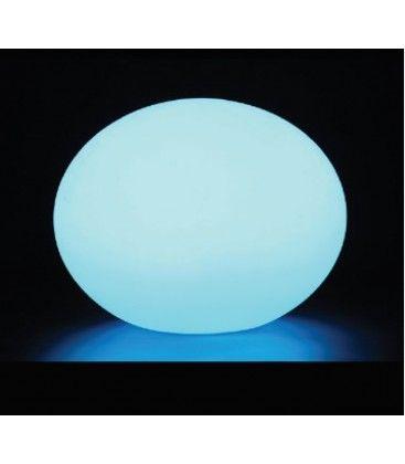 V-Tac LED Half Round Ball RGB D50*26CM