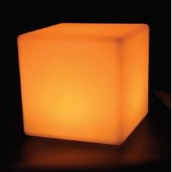 Hagelamper V-Tac LED Cube Light RGB D40*40*40CM