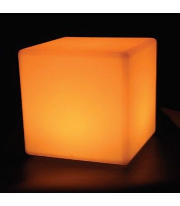 V-Tac LED Cube Light RGB D40*40*40CM