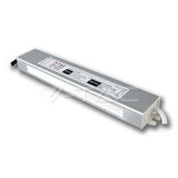 Transformator V-Tac 30W strømforsyning - 12V DC, 2,5A, IP65 vanntett