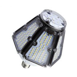 LED lyskilder Restsalg: LEDlife 40W pære til gatelys - 150lm/w, Erstatning for 120W Metallhalogen, IP66 vanntett, E40