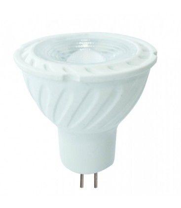 V-Tac 6,5W LED spotpære - Samsung LED chip, 12V, MR16 / GU5.3