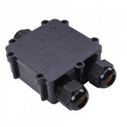 Transformator V-Tac koblingsboks - Til viderekobling, IP68 vanntett