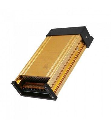 V-Tac 400W strømforsyning - 24V DC, 16,6A, IP45 regntett