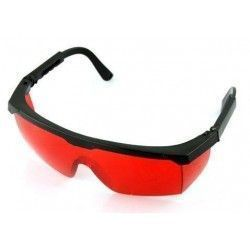 Laserpointer beskyttelsesbriller - til grønn & violet laser
