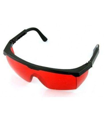 Laserpointer beskyttelsesbriller - til grøn & violet laser