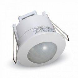 Taklamper V-Tac bevegelsessensor til innbygging - LED vennlig, hvit, PIR infrarød, IP20 innendørs