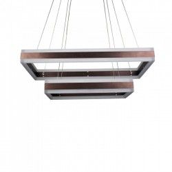 LED pendel V-Tac 115W LED lysekrone - Soft lys, dimbar, varm hvit, inkl. lyskilde