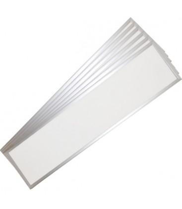 V-Tac LED Panel 120x30 - 45W, UGR, 3600lm, hvit kant