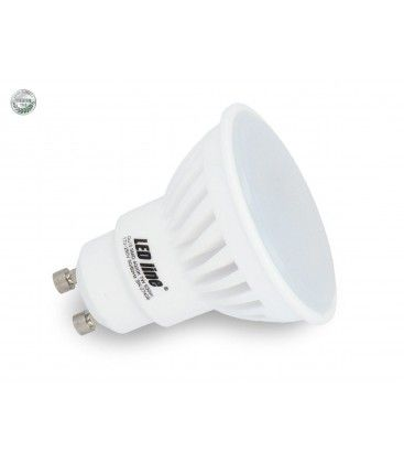 7W LED spot - Keramisk, 230V, GU10