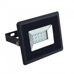V-Tac 10W LED lyskaster - Arbeidslampe, blå, utendørs