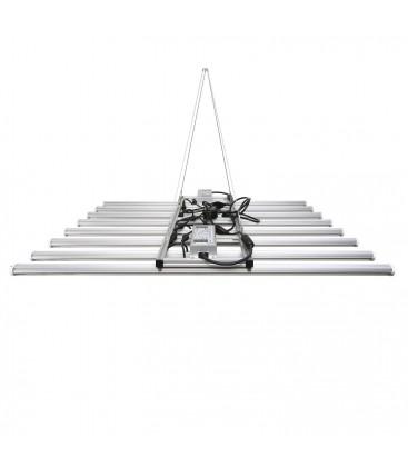 460W LED vekstlampe - 100x100 cm, høy kvalitet, inkl. oppheng, ekte 460W