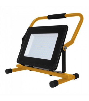 V-Tac 30W LED lyskaster - Arbeidslampe, utendørs, inkl stander