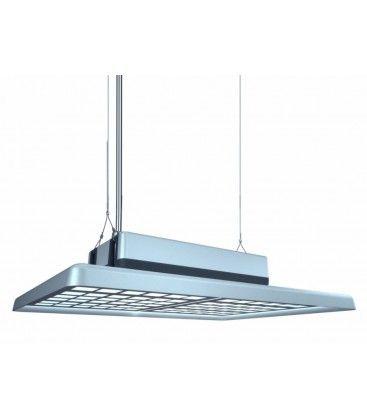 Highbay / taklampe, 60W – UGR19, høy synskomfort, 7.800 lm, RA90, inkl. lyskilde