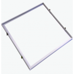 LED-paneler Innbyggingsramme for 60x60 LED panel - Passende for trebetong og gips