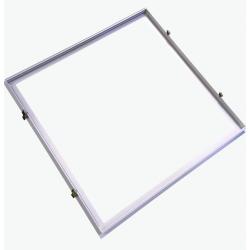 Store paneler Innbyggingsramme for 60x60 LED panel - Perfekt for trebetong og gips