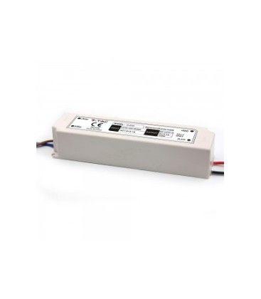 V-Tac 30W strømforsyning - 12V DC, IP67 vanntett