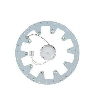 LED innsats 24W - Ø27 cm, Erstatt sirkulære rør og kompakt rør