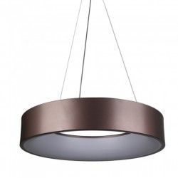 Lamper V-Tac 30W LED lysekrone - Kaffe farge, soft lys, dimbar, varm hvit, inkl. lyskilde