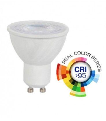 V-Tac 6W LED spot - RA 95, 230V, GU10