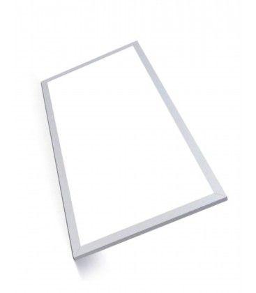 60x30 24W LED panel - 2040lm, hvit kant
