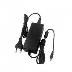 12V IP68 RGB V-Tac 60W strømforsyning til LED strips - 12V DC, 5A, IP44 baderom