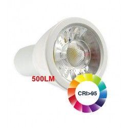 MR16 GU5.3 LED LEDlife LUX5 LED spotpære - 5W, dimbar, RA 95, 12V, MR16 / GU5.3