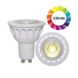 GU10 LED LEDlife LUX3 LED spot - 3W, RA 95, dimbar, 230V, GU10
