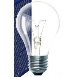 Industri Klar E27 25W glødetrådspære - Classic, 200lm, dimbar, A50