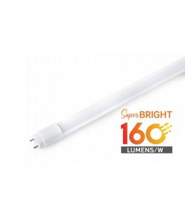 V-Tac T8-Performer120 Eco - 160lm/W, 12W LED rør, 120 cm
