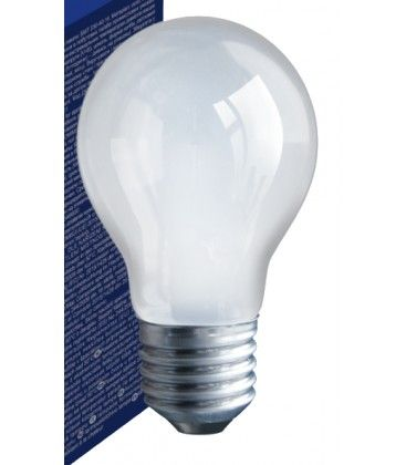 Frost E27 60W glødetrådpære - Classic, 710lm, dimbar, A50