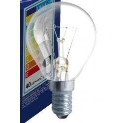 Traditionelle pærer Klar E14 40W glødetrådpære - Classic, 400lm, dimbar, PS45