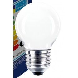Industri Frost E27 40W glødetrådpære - Classic, 400lm, dimbar, PS45