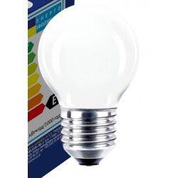 Traditionelle pærer Frost E27 25W glødetrådpære - Classic, 200lm, dimbar, PS45