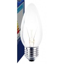 Klar E27 25W glødepærer - Classic, 200lm, dimbar, B35