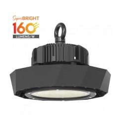 High bay LED industrilamper V-Tac 100W LED high bay - Samsung LED chip, 160LM/W, IP65, 5 års garanti