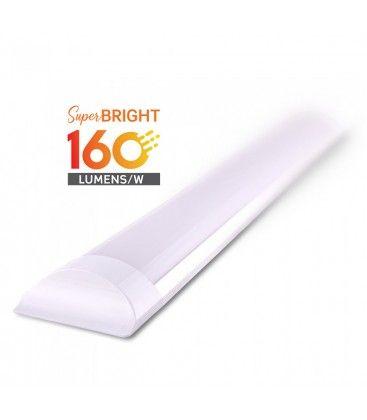 V-Tac 15W komplett LED armatur - 60 cm, 160 L/W, 230V