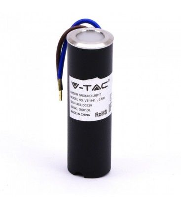 V-Tac uplight hagelys - 0,5W, 12V