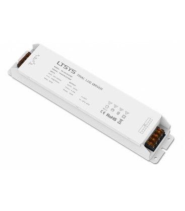 LTech 150W dimbar strømforsyning - 24V DC, 6.25A, IP20 innendørs