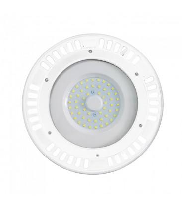 V-Tac 50W LED high bay - IP44, hvit