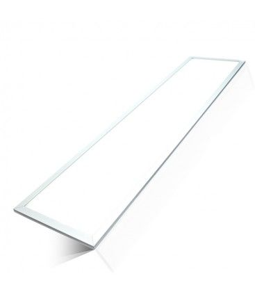 V-Tac LED Panel 120x30 - 29W, hvit kant