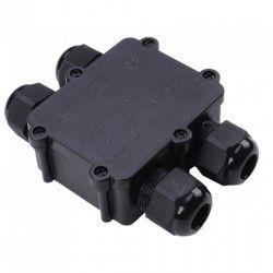 Flomlys V-Tac koblingsboks - Til viderekobling, IP68 vanntett