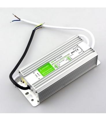 45W strømforsyning - 12V DC, 3,75A, IP67 vanntett