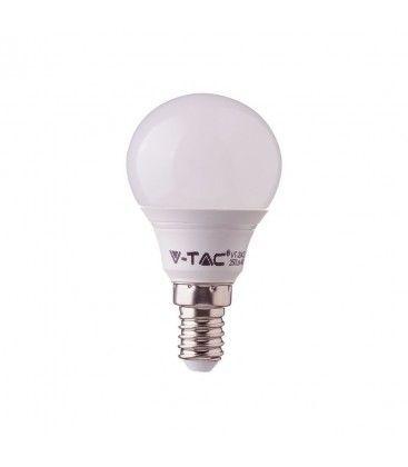 V-Tac 3W LED pære - P45, E14