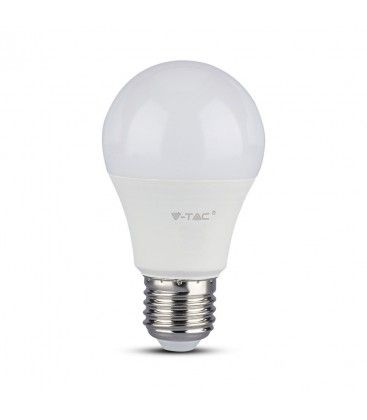 V-Tac 6,5W LED pære - Samsung LED chip, A60, E27