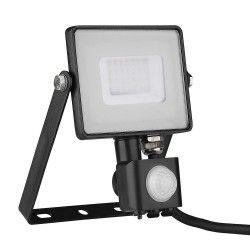 Lyskastere med sensor V-Tac 30W Lyskaster med sensor - SMD, Samsung LED chip
